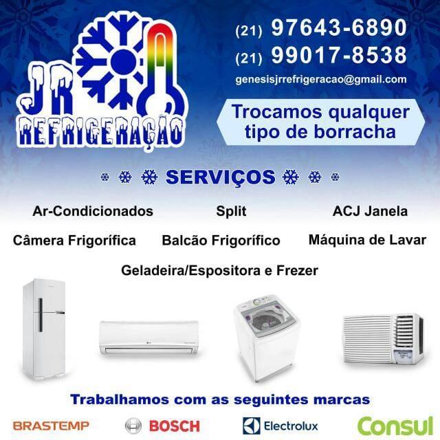 Empresa de refrigeração RJ
