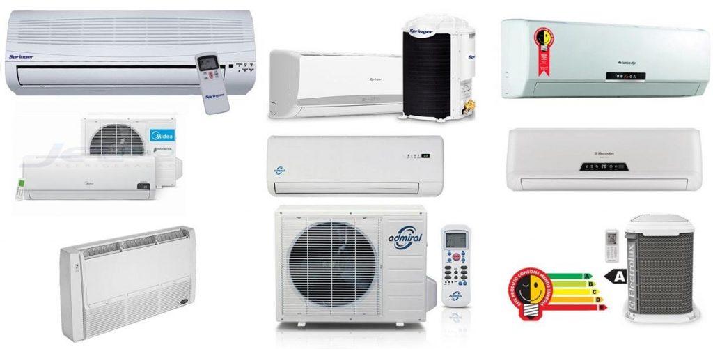 Loja de ar condicionado